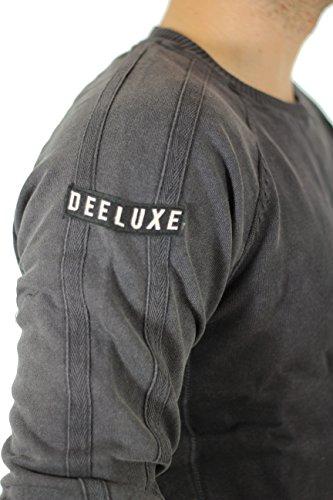 Deeluxe - Deeluxe - Pull homme REXTON gris Gris