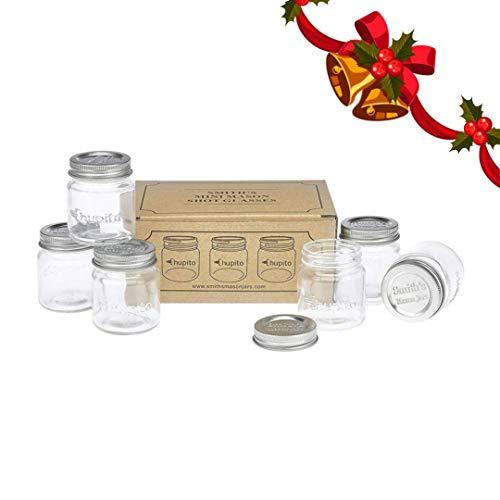 Smiths Mini Mason Jar set of 6