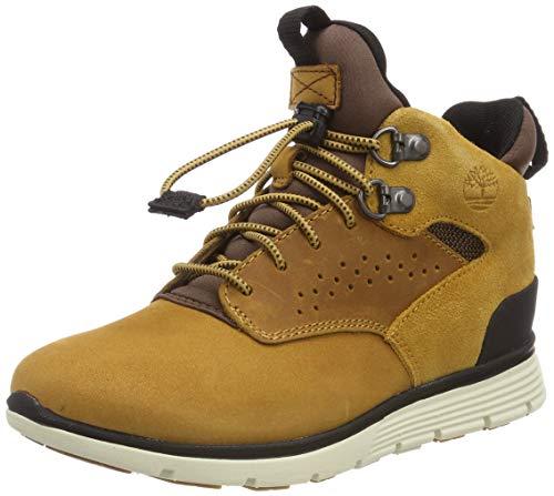 Timberland Unisex-Kinder Killington Chukka Boots, Beige (Wheat Nubuck 231), 36 EU