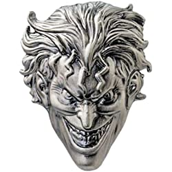 DC Comics The Joker Pewter Lapel Pin by DC Comics