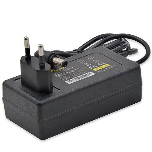 LEICKE Netzteil 12V 3A |Ladegerät 36W für LCD, TFT Monitor Power Supply Radiowecker, Externe Festplatte