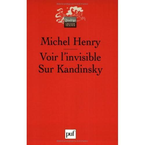 Voir l'invisible : Sur Kandinsky