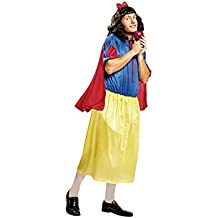 My Other Me - Disfraz de Blancanieves para hombre, talla M-L (Viving Costumes MOM01351)