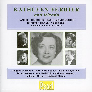 Kathleen Ferrier And Friends [Import anglais]
