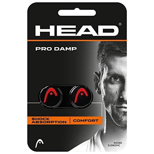 Head Pro Damp 1 Piezas - Pelotas de Tenis Negro