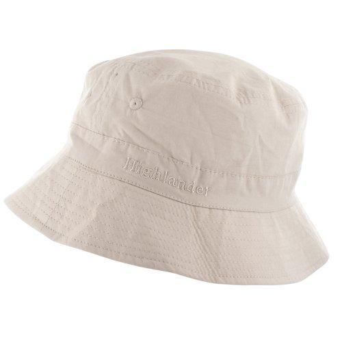 Highlander Premium Sun Hat (Weiß, XL)