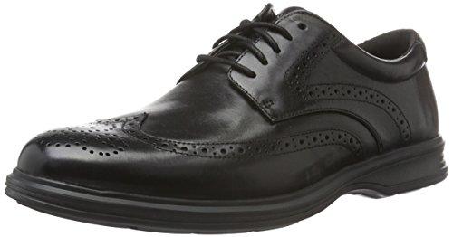rockportdressports-2-lite-wing-tip-scarpe-stringate-uomo-nero-schwarz-black-lea-44-eu