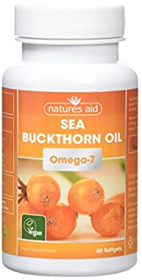 Natures Aid Omega-7 Sea Buckthorn Oil from Natures Aid