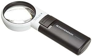 Loupe éclairante mobilux LED grossissement 4,0 X (16 dioptries) Eschenbach 151141
