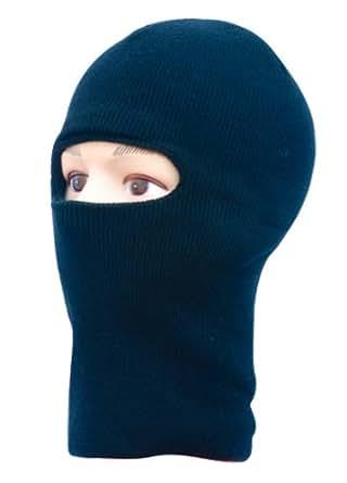 Mütze - Räubermaske - Schwarz: Amazon.de: Bekleidung