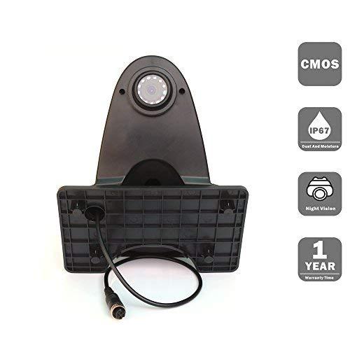 La Caméra de recul pour Mercedes-Benz Sprinter/Volkswagen Crafter