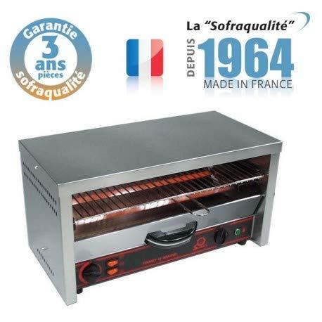 Toaster Professionnel O.Matic master 501-1 étage - 230 V - Sofraca -