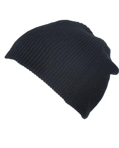 Nixon Herren Mützen Compass Beanie, Black, one size, C1332000-00