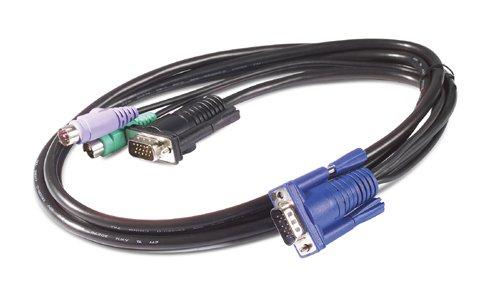 APC AP5258 KVM PS2 kabel 7,6m -