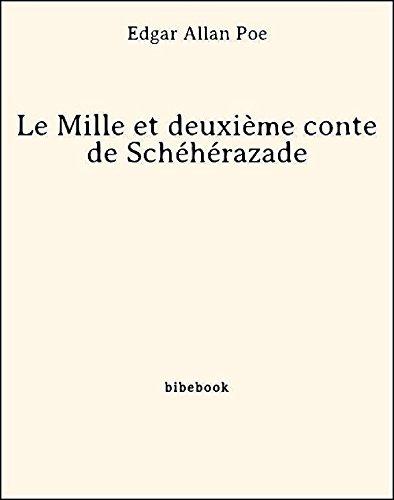 Couverture du livre Le Mille et deuxième conte de Schéhérazade