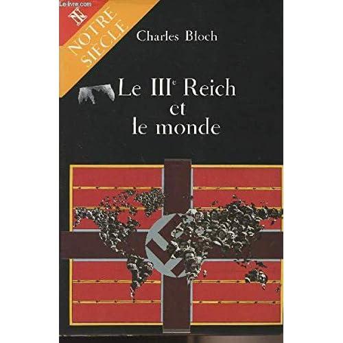 Le IIIème Reich et le monde
