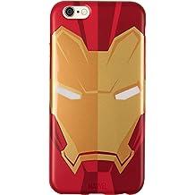 Tribe CAI11604 Marvel Case Hood - Funda para Apple iPhone 6/6s, diseño Iron Man