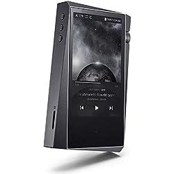Astell&Kern A&norma SR15 - Noir - Lecteur Audio HD Hi-Res avec double DAC et 64Go extensible à 464Go