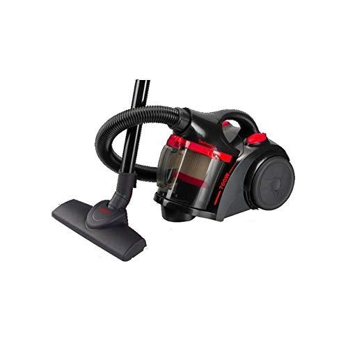 Techwood aspirateur sans Sac eco erp II tas-175-700 w - Noir Rouge