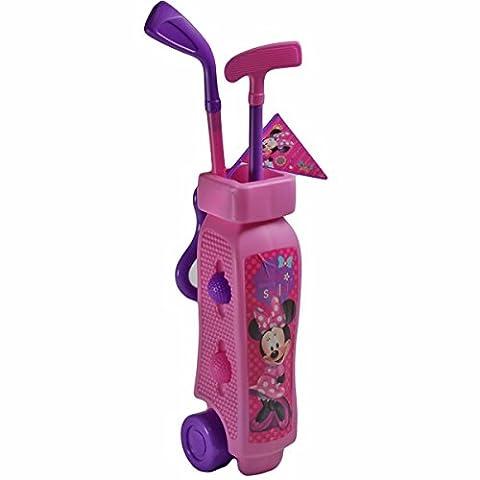 Disney Minnie Mouse Kinder-Golfset 8-teilig
