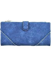 144c265714f9a LMRYJQ Mini-Tasche Damen Leder Geldbörse Damen Geldbörse Damen Geldbörse  Multifunktionspaket