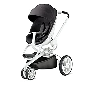 Maxi-Cosi Quinny Moodd Pushchair Frame, Black Irony/White Strollers Zhangsisi ☻【Scope of use】Twin strollers for urban and rural multi-purpose trolley bearing an amazing amount of public plate, and comfortable to use, powerful ☻【powerful functions】 Convenient for travel and driving, our baby car is easy to fold, small footprint, single wheel suspension, front tray, accessories, adjustable seat angle, sturdy frame with adjustable seat adjustment and comfortable fit baby chair. ☻【safe and comfort】 Baby can not afford to hurt, the most important health, safety and comfort, a key release of 5-point seat belts. 12