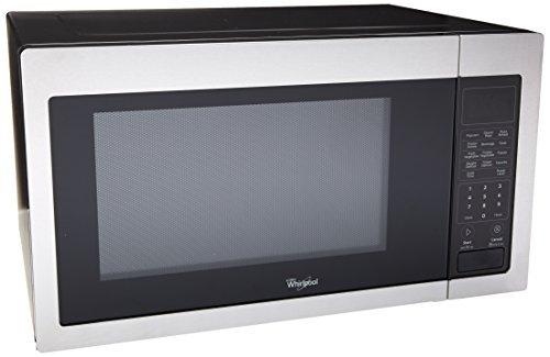 Whirlpool-WMC30516AS-16-Cu-Ft-Stainless-Steel-Countertop-Microwave