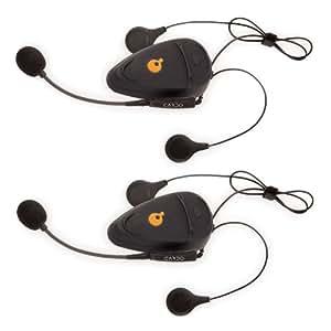 Cardo Scala Rider Q2 MultiSet Casque Embout d'écouteur sans fil avec microphone Bluetooth
