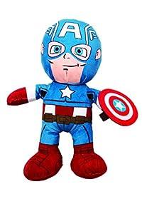 Joy Toy 150011125cm los Vengadores Capitán América Suave Peluche de Juguete