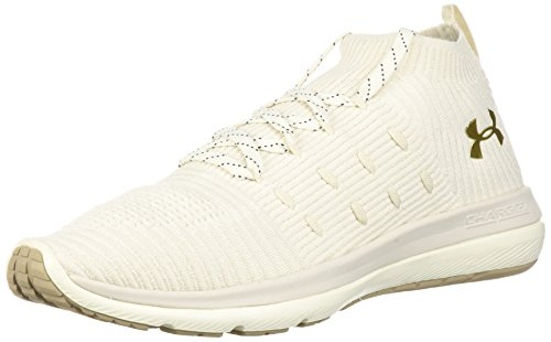 Under Armour Damen W Slingflex Rise 3000096-1 Hohe Sneaker, Weiß (White 3000096-105), 38 EU - Armour Schuhe Under Tops High