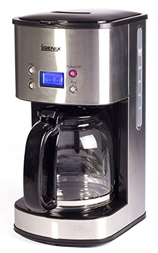Igenix-IG8250-10-Cup-Digital-Coffee-Maker-Stainless-Steel