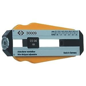 C.K 330009 Outil à dénuder 0,12-0,4 mm