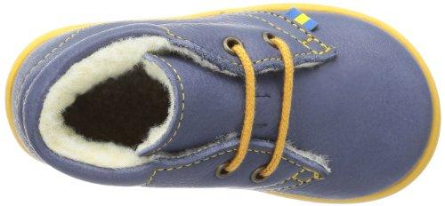 Kavat Asgaard Blue, Bottes à enfiler mixte enfant Bleu - Blau (Blue)