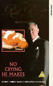 Ruth Rendell Mysteries: No Crying He Makes [VHS]