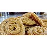 Worth2Deal Malabar Baby CHAKLI 500g Baby MURUKKU Snack for All and for All Season