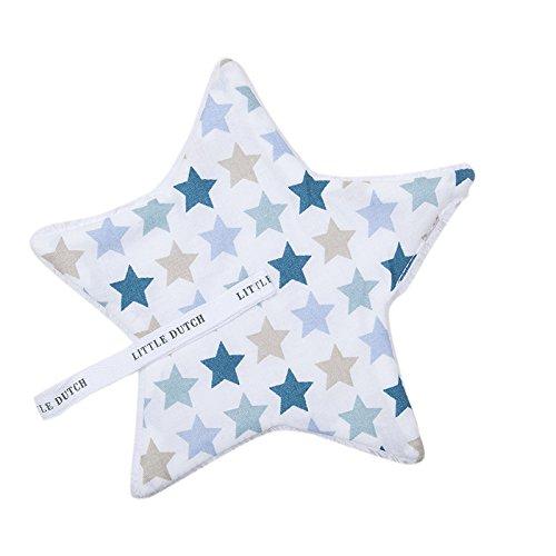 little-dutch-3923-schnullertuch-mixed-stars-mint