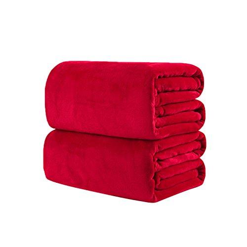 asdomo Flanell Überwurf Decken weichen Plüsch Fleece Decken Tabelle Baby Bett Couch Sofa für Single, Reisen, Twin, Full, Queen Oder King Size Bett Sherpa Trim Fleece