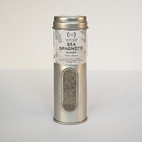 Sea Spaghetti Seaweed Shaker 70Gramm (Jod Nahrungsergänzungsmittel)