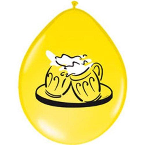 BERFEST / BIERFEST * mit Maßkrug zur Dekoration im Oktober // Deko Ballons (Günstige Deko-ideen Für Die Halloween-party)