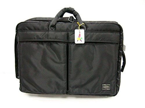 Porter Tanker 3 way Briefcase 09308 Black Yoshida Bag by Yoshida Bag b77322d403531