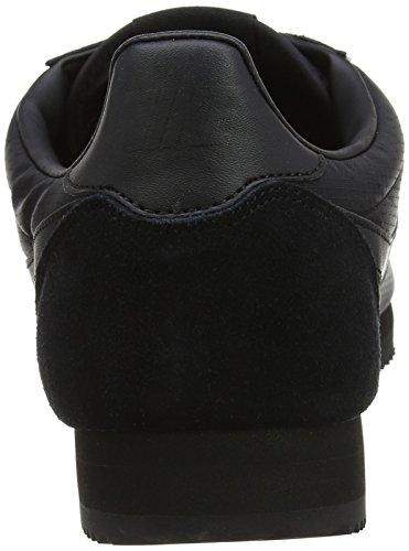 Nike Classic Cortez Nylon, Scarpe da Ginnastica Uomo Nero (Black/Black/White)