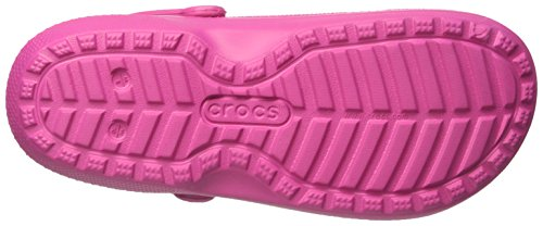 Crocs Classic Lined Pattern, Sabots unisexe Rose