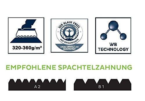 Bostik Bull Force PVC-CV Belag Dispersionsklebstoff 13.0kg Eimer