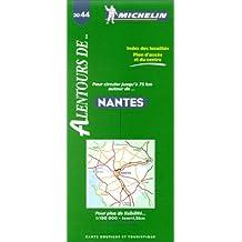 Carte routière : Alentours Nantes, 3044, 1/15000