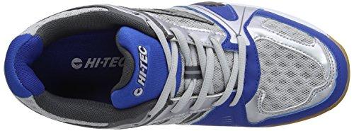 Hi Charcoal Herren Sneaker Silver Tec Lite Blue Silber Indoor CgwafryqC