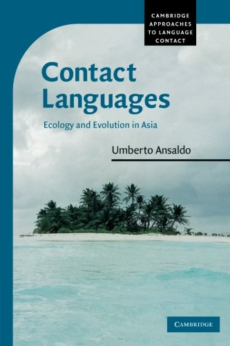 Contact Languages Paperback (Cambridge Approaches to Language Contact)