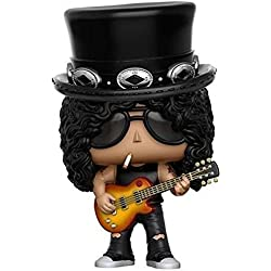 Funko - POP! Vinilo Colección Rocks - Figura Slash (10687)