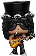 From the legendary rock group Guns N Roses comes all your favorite band members as collectible Funko POP vinyl figures! Figure stands 3 3/4 inches and comes in a window display box. Check out the other Guns N Roses figures from Funko! Collect...