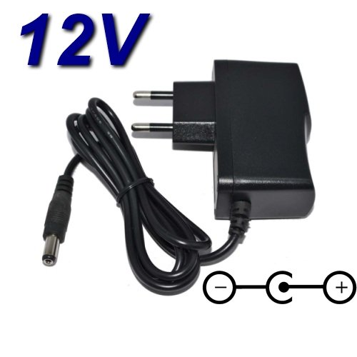 Netzadapter Ladegerät 12V für Router WiFi Huawei b310s-22 (Tragbarer Dvd-player-wifi)