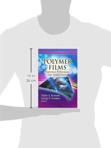 Polymer Films: Properties, Performance & Applications (Materials Science and Technologies)